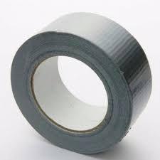 Fita Silver Tape 48Mmx50Mt Cinza
