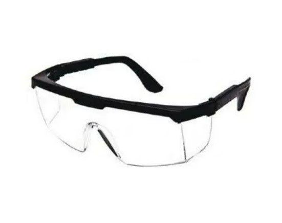 Oculos de Proteção Epi Incolor/Cinza 50 Unidades