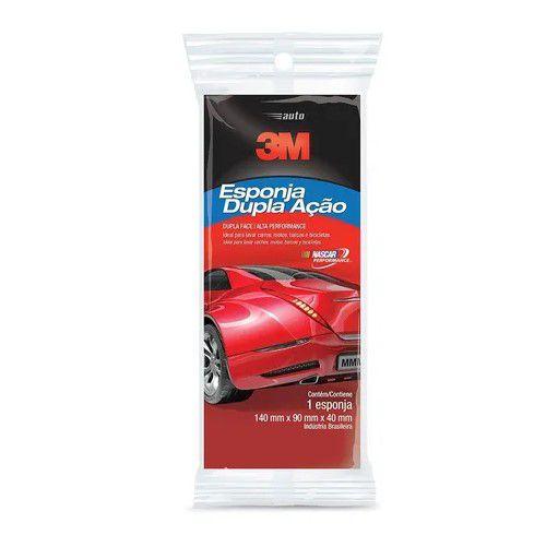 Esponja Dupla Ação para Carro H0001316571