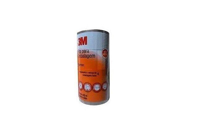 Fita Adesiva 3M para Embalagem Marrom 45MM x 45M HB004234694