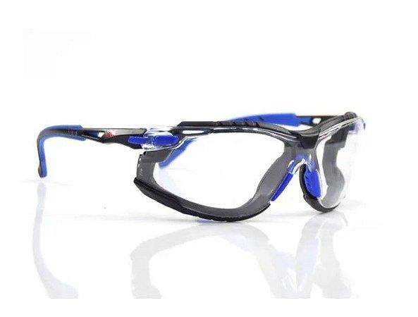 Oculos de Proteção 3M Solus 1000 Espuma Vedação HB004561971