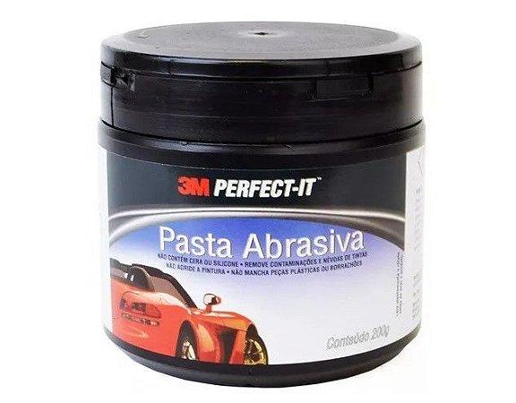 Auto Pasta Abrasiva 3M Cleaner Clay 200g