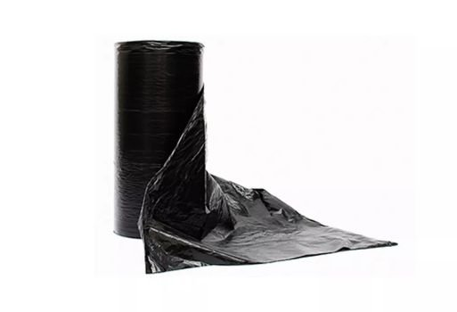 Lona Plastica Preta  6mt x 150 micras Negreira Kit 20Mts