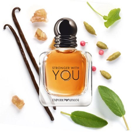 Stronger With You MEN 100ml - Armani