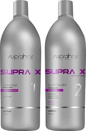 Supra X Ultra Selagem Capilar Kit