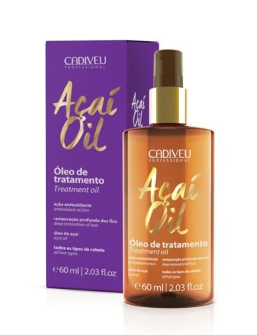 Açaí Oil Cadiveu 60 ml