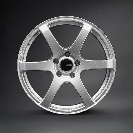 Enkei T6S Matte Silver 5x114,3 18x8 Et35