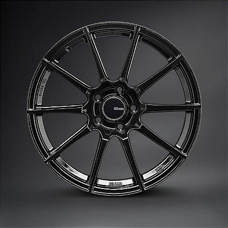 Enkei TS10 Gloss Black 5x114,3 18x10,5 Et25