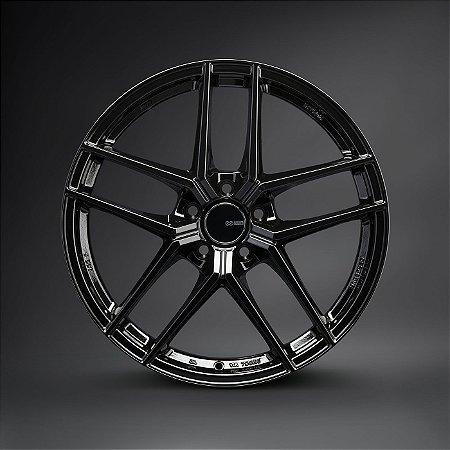Enkei TY5 Gloss Black 5X112 19X8 ET45