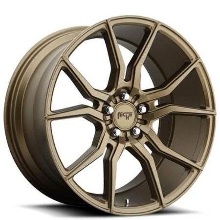 Niche Ascari Bronze 5X120 20x9 ET35 - 20X10 ET40