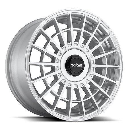 Rotiform LAS-R Gloss Silver 5X112/ 5x114,3 - 18x8.5 ET45