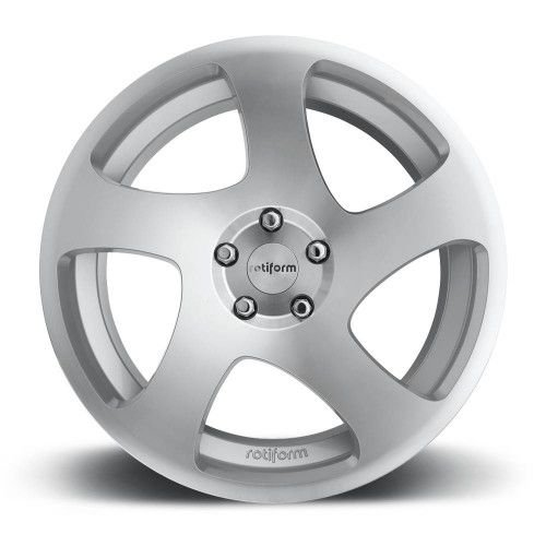Rotiform TMB Silver Machined 5x100 - 18x8,5 ET35 18x9,5 ET35