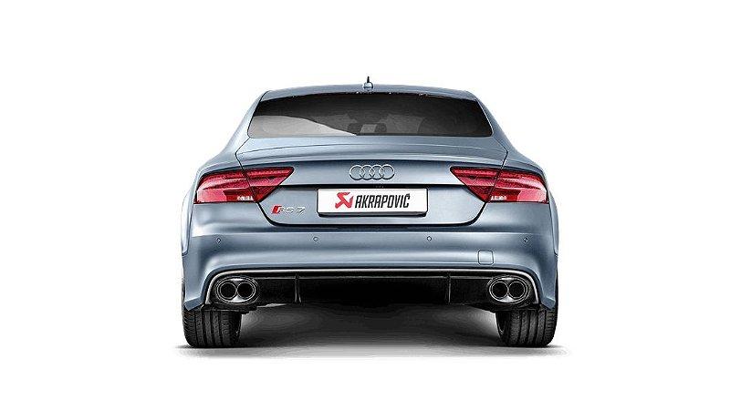 Akrapovic Audi RS 7 Sportback (C7) 2014-2018