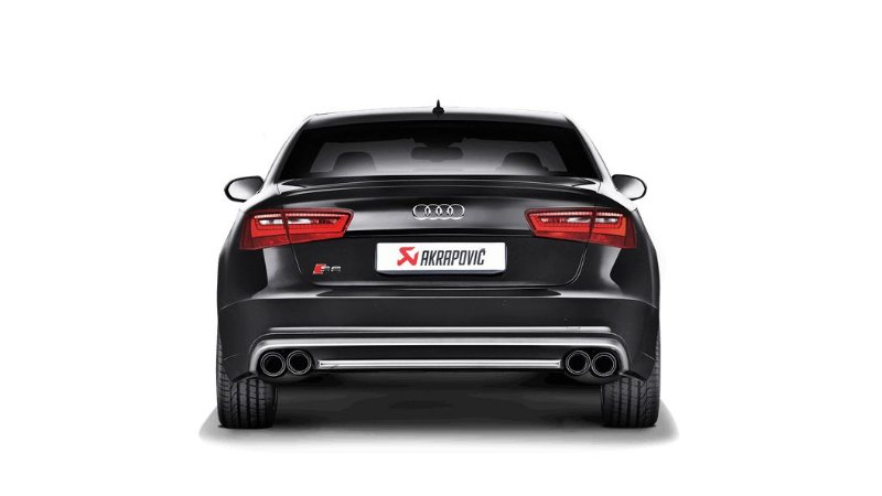Akrapovic Audi S6 Avant/Limousine (C7) 2013-2017