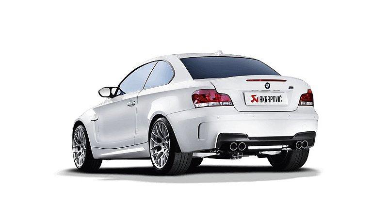 Akrapovic BMW Series 1M Coupé