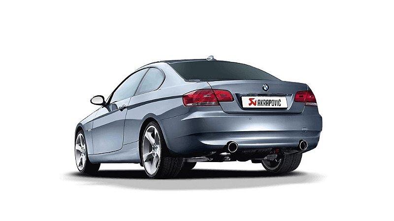 Akrapovic BMW 335I (E90, E91) 2007-2012