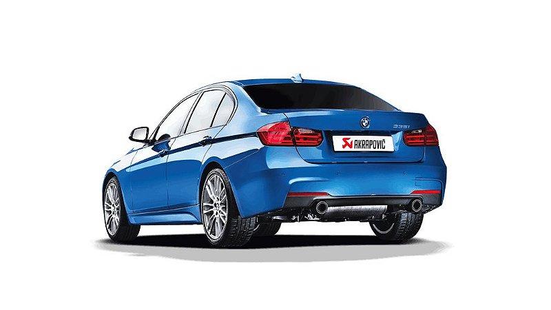 Akrapovic BMW 335I (F30, F31) 2012-2015