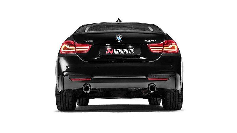 Akrapovic BMW 340I (F30, F31) - OPF/GPF 2018-2019