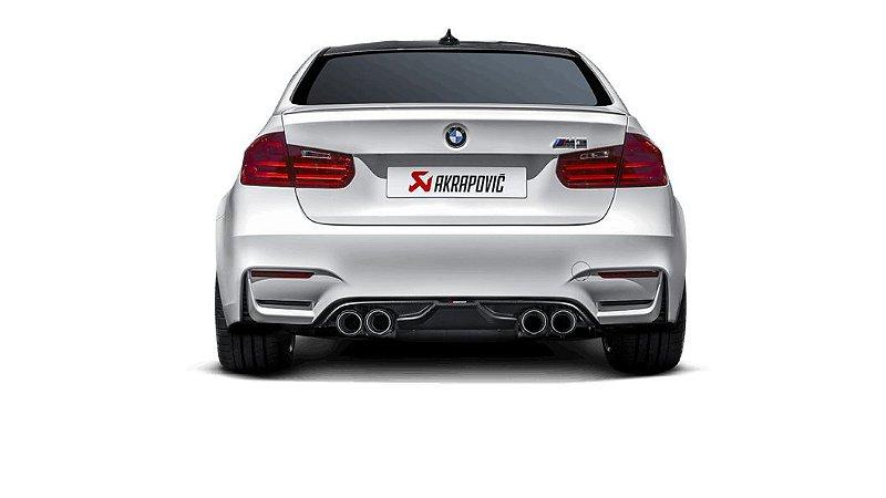 Akrapovic BMW M3 (F80)
