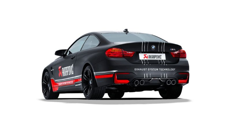 Akrapovic BMW M4 (F82, F83)