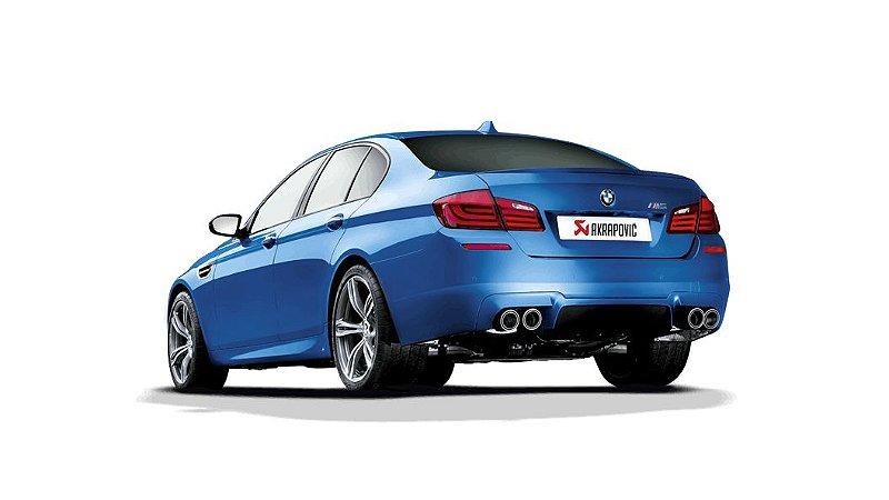 Akrapovic BMW M5 (F10)