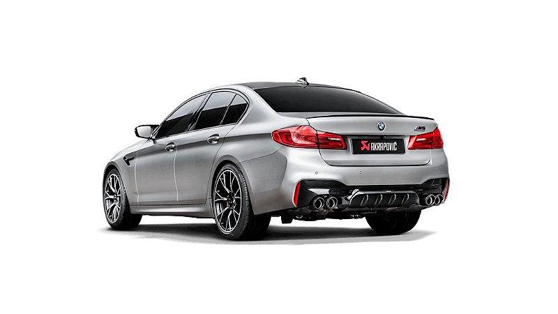 Akrapovic BMW M5 / M5 COMPETITION (F90) - OPF/GPF