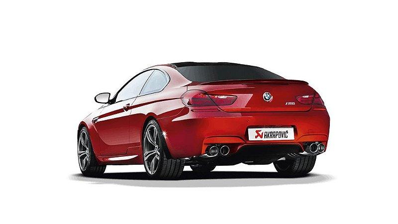 Akrapovic BMW M6 (F12, F13)