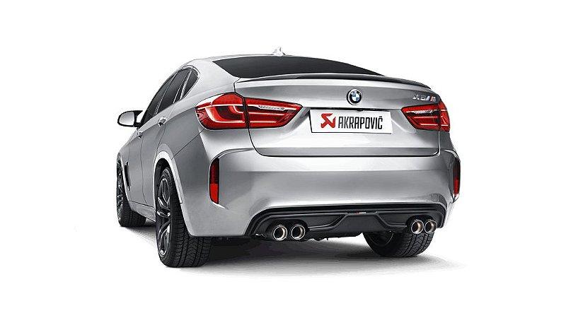 Akrapovic BMW X6 M (F86)