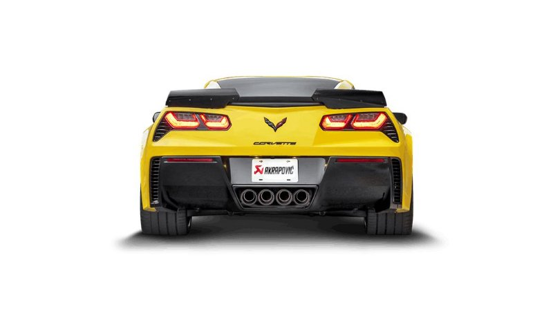 Akrapovic Chevrolet Corvette Stingray/Grand Sport (C7)