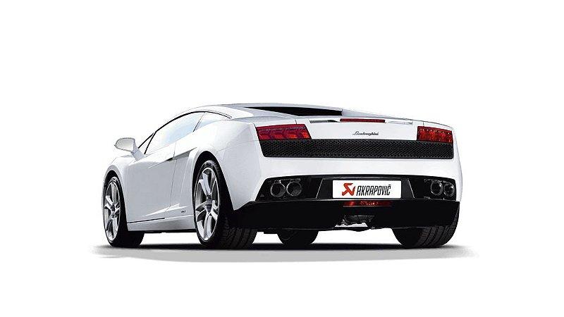 Akrapovic Lamborghini Gallardo LP 560-4 Coupé - Spyder