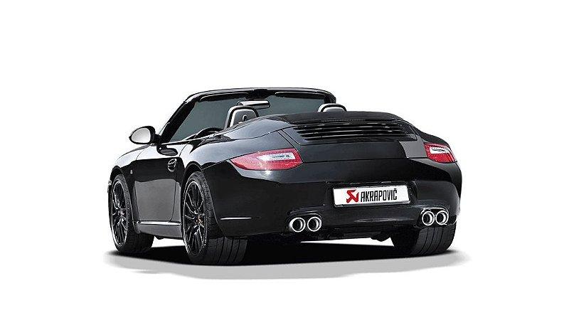 Akrapovic Porshe 911 Carrera /S/4/4S/GTS (997 DFI)