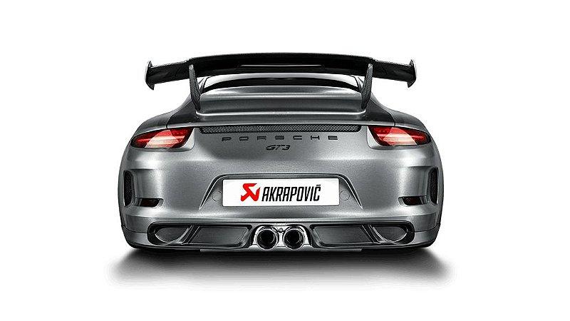 Akrapovic Porshe 911 GT3 (991)