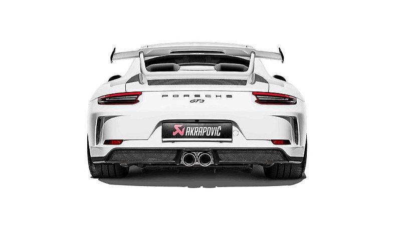 Akrapovic Porshe 911 GT3 (991.2)