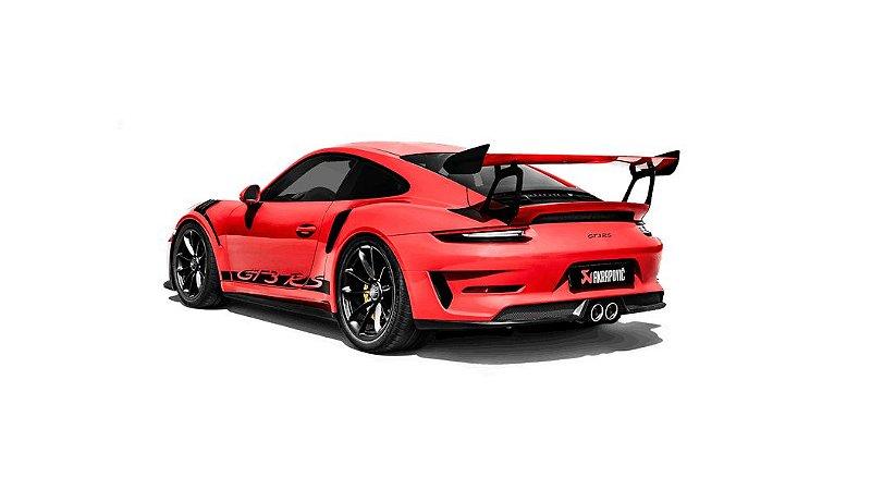 Akrapovic Porshe 911 GT3 RS (991.2)
