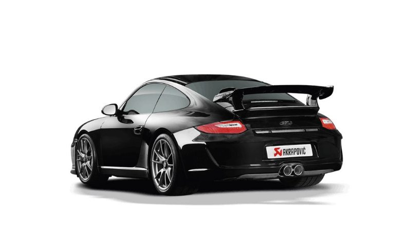 Akrapovic Porshe 911 GT3/RS (997 FL) 3.6
