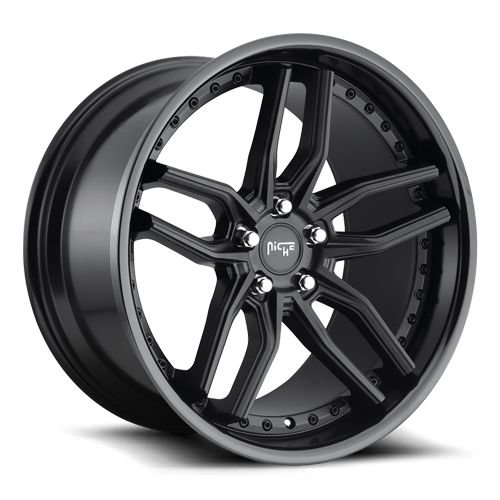 Niche Methos Satin Black 5x112 19x8,5 ET42