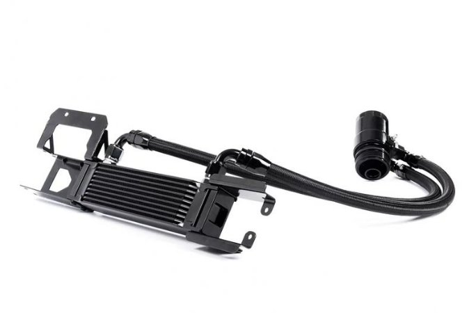 VWR Golf 7 Gti/R Oil Cooler Kit Row