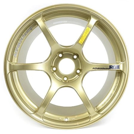 Advan Racing RG III Racing Gold 5x114,3 18x9 ET35
