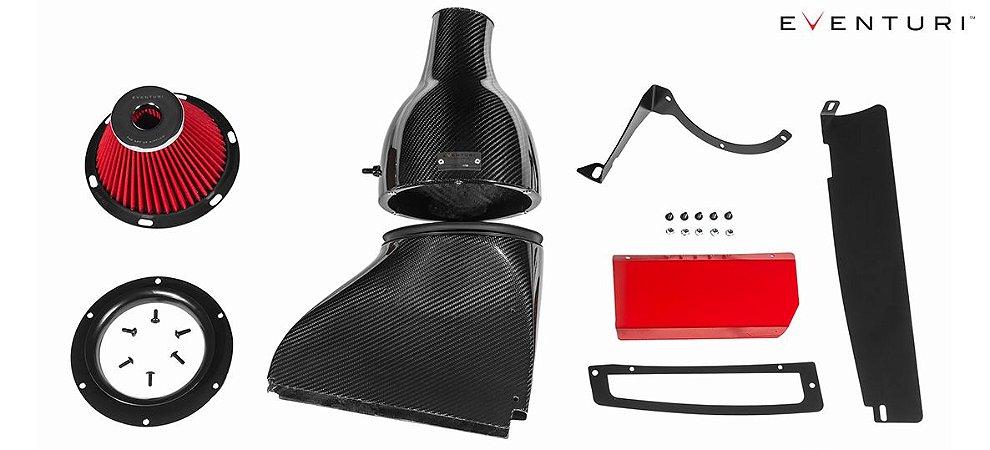 Eventuri Audi S3 2.0 TFSI - Full Black Carbon Intake