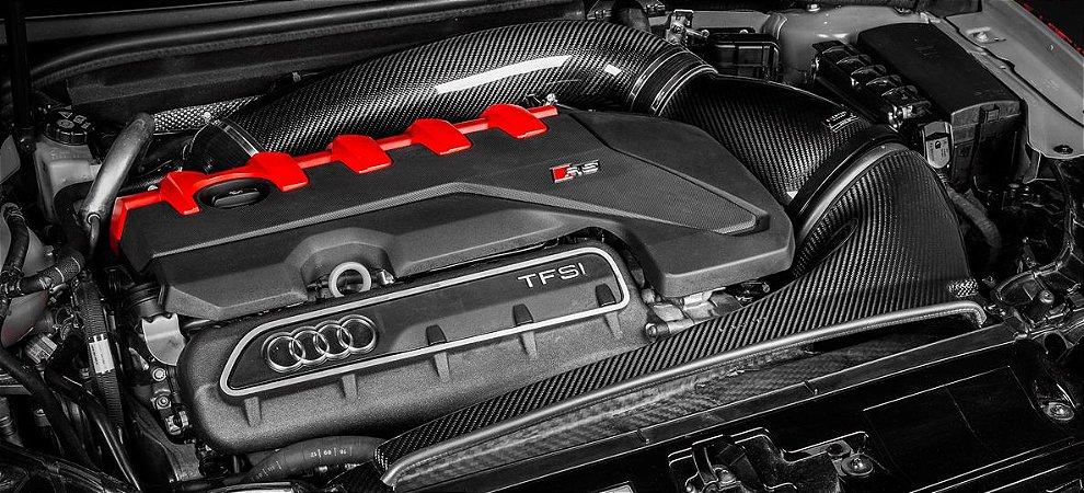 Eventuri Audi RS3 8v Gen2 / TTRS 8S Stage 3 Carbon Intake (400HP DAZA)