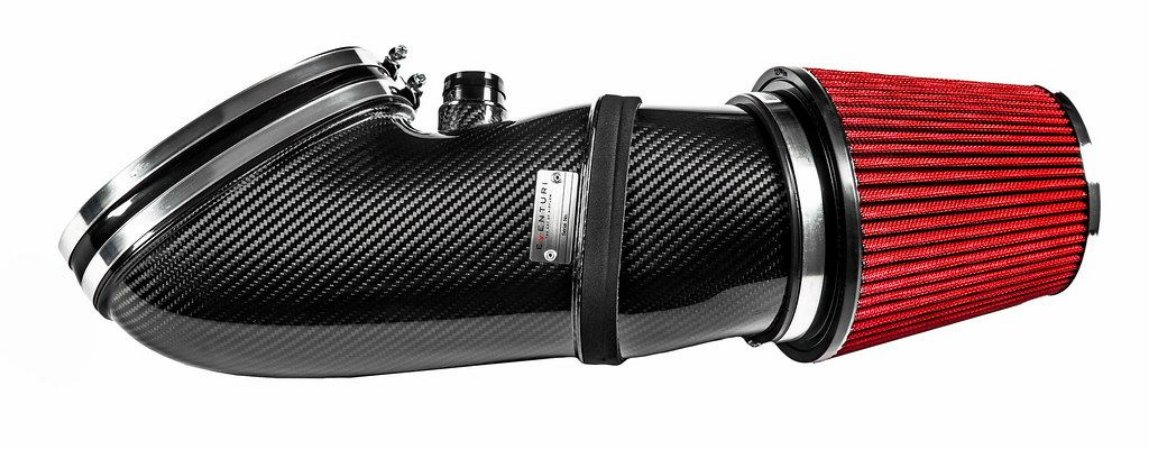 Eventuri BMW E9X M3 V8 Black Carbon Intake