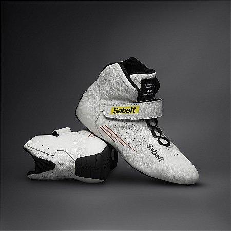 Sabelt - Sapatilha Hero TB9 Branca - FIA 8856-2000