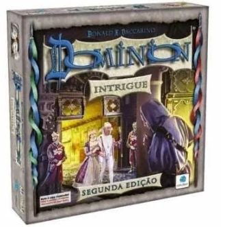 Dominion Intrigue 2ª ED. (EXPANSÃO)