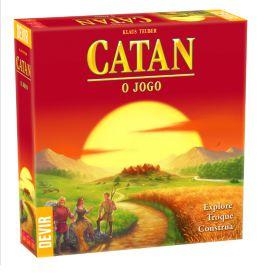 CATAN O JOGO
