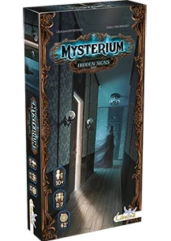 MYSTERIUM: HIDDEN SIGNS (EXPANSÃO)