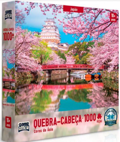 QC JAPÃO (QUEBRA-CABEÇAS 1000 PEÇAS)