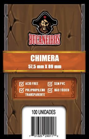 SLEEVE CHIMERA (57,5MM X 89MM)