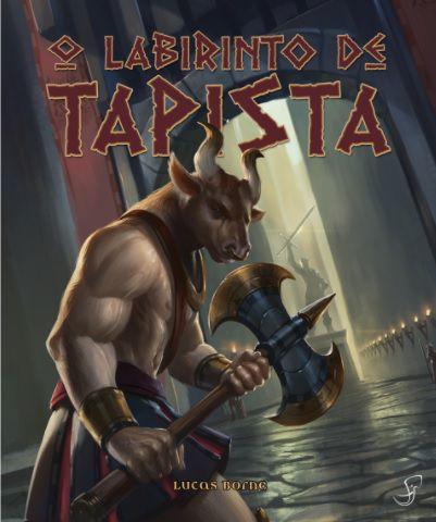 (LIVRO-JOGO RPG) LABIRINTO DE TAPISTA
