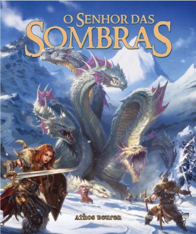 (LIVRO-JOGO RPG) O SENHOR DAS SOMBRAS