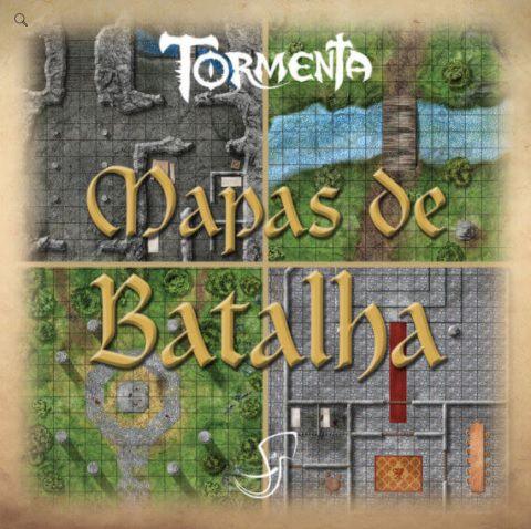 MAPAS DE BATALHA RPG (GRID TORMENTA)